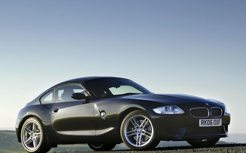 BMW Z4M Coupé (2006)