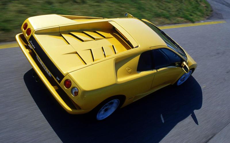 75. 1994 Lamborghini Diablo (DOWN 1)
