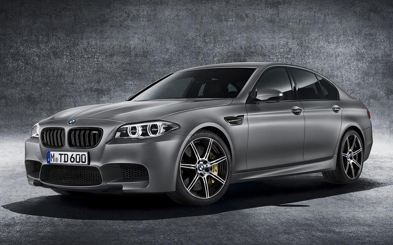 BMW M5 30 Jahre (F10) - 2014