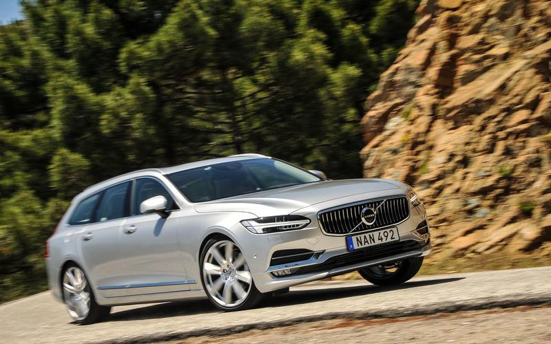 Sweden: Volvo S/V90 – 24,346 vehicles sold