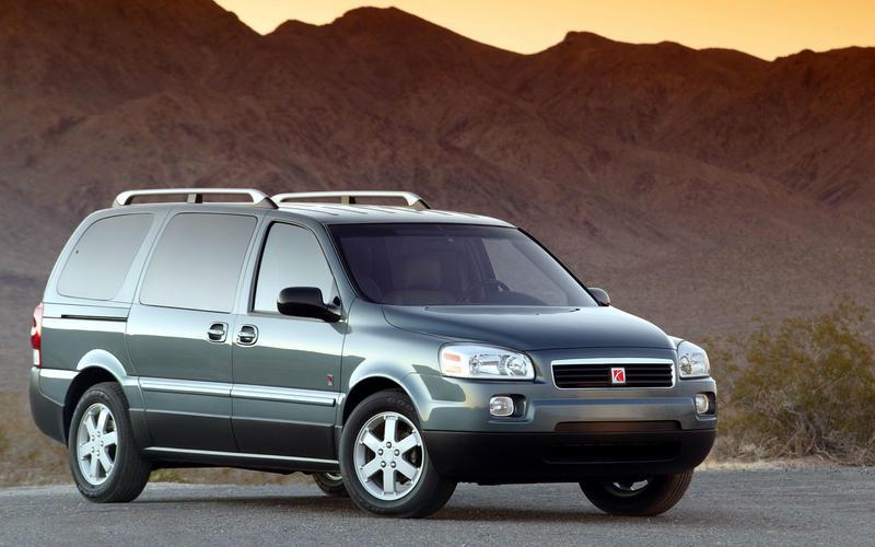Buick Terraza (2005) – 4 MODELS