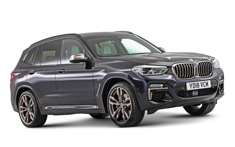 BEST BUY - £40,000-£60,000 - BMW X3 M40i