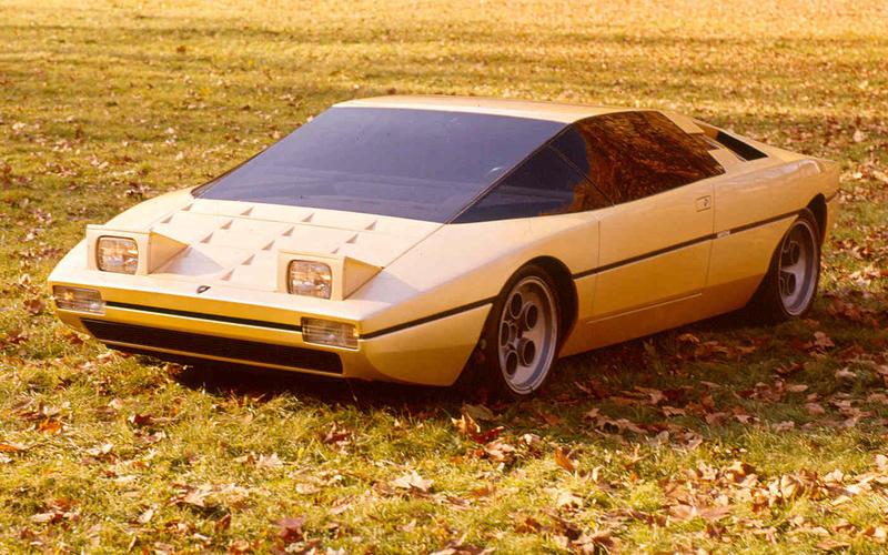 Lamborghini Bravo (1974)