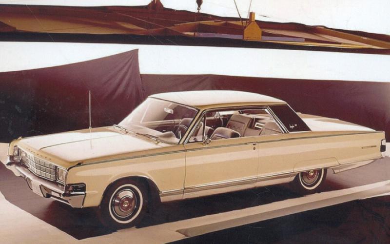 Chrysler – Newport, 1961-81: 1.9 million