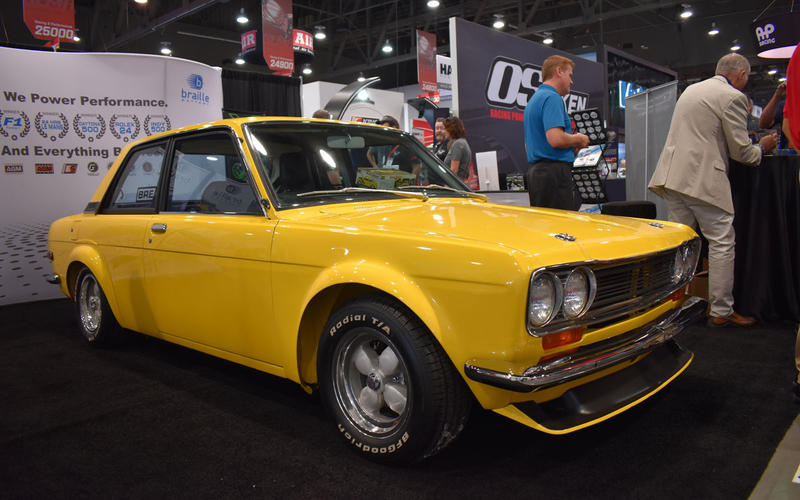 Datsun 510 Brock Buster (1973)