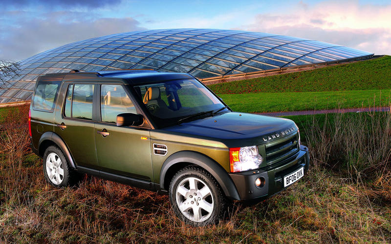 Land Rover Discovery 3 (2004)