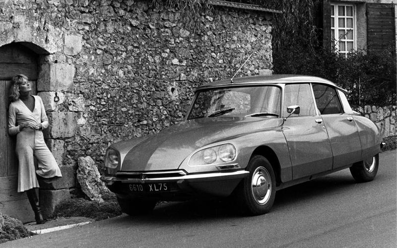 The DS gets a facelift (1967)