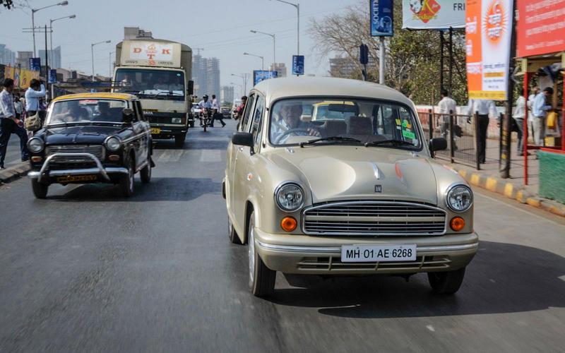 Hindustan Ambassador (1958-2007) – 49 YEARS