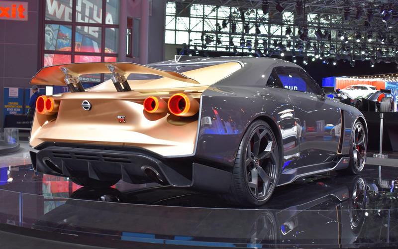 Nissan-GT-R50 by Italdesign (2019)