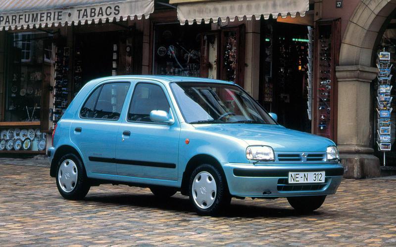 1993: Nissan Micra
