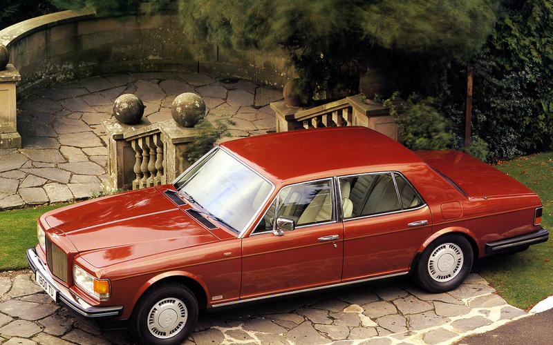 Bentley Turbo R (1985)