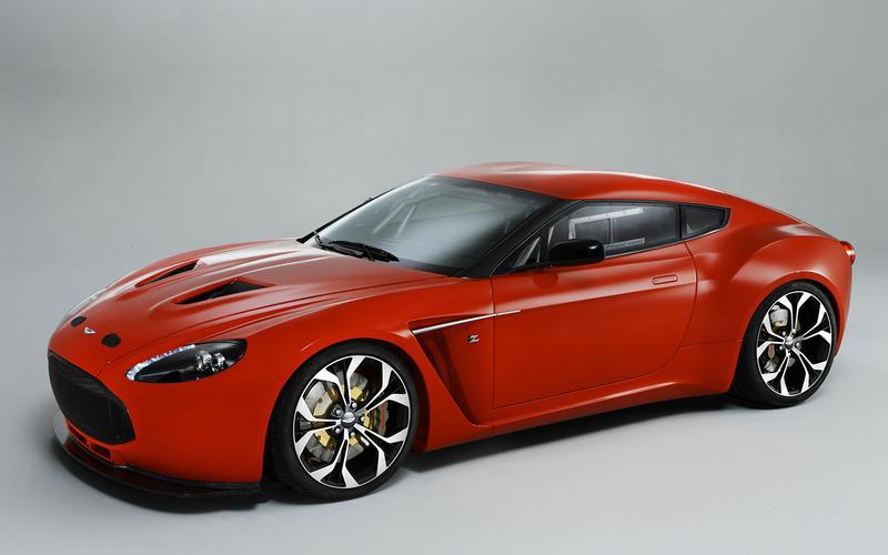 Aston Martin V12 Zagato (2012)