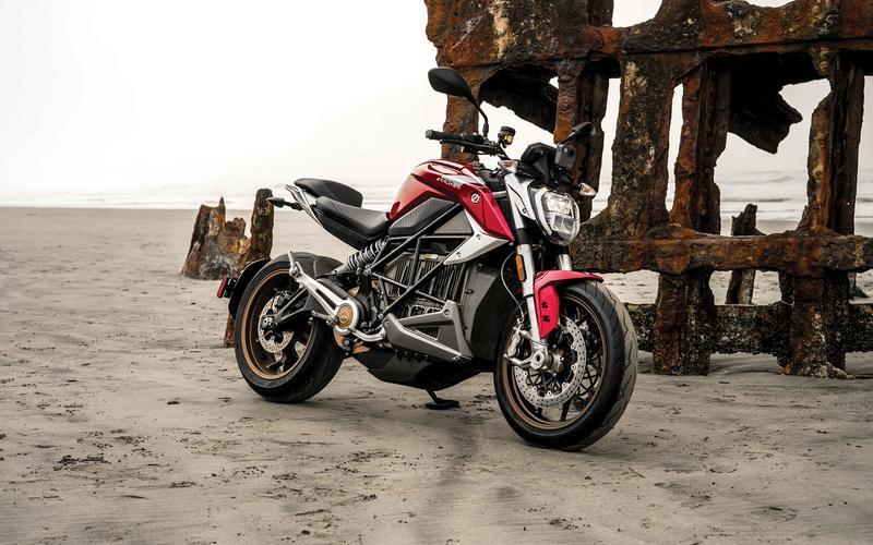 Zero Motorcycles (2006)