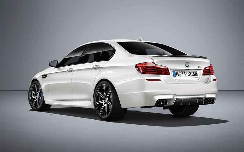 BMW M5 Competition Edition (F10) - 2016