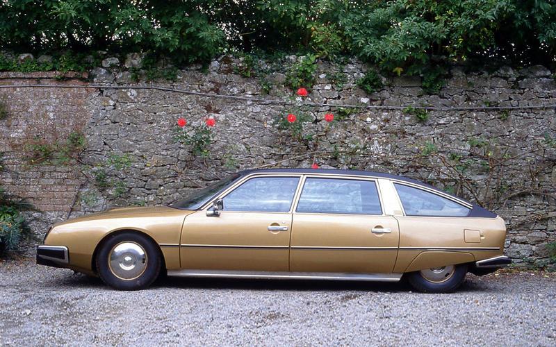 74. 1975 Citroën CX
