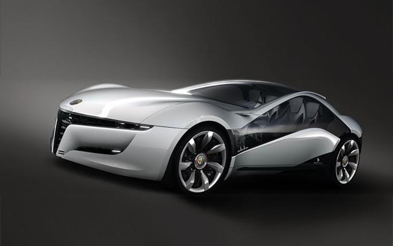 Alfa Romeo Bertone Pandion