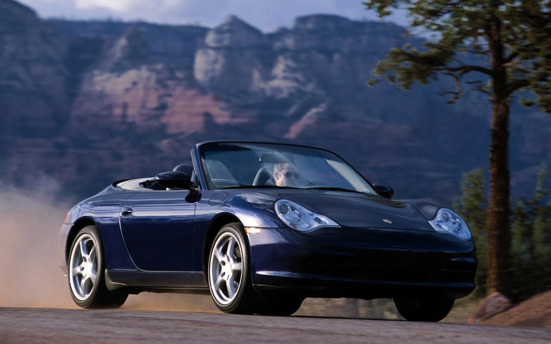 Porsche 911 (996-series, 1997-2005)