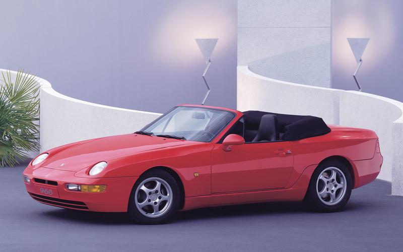 Porsche 968 (1992)