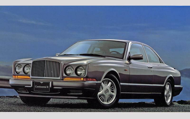 Bentley Continental R (1991)