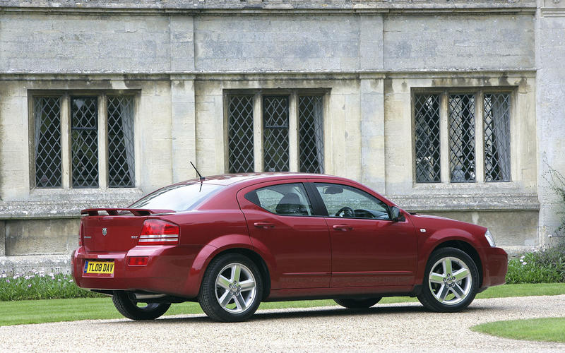 Dodge Avenger (2007-09)