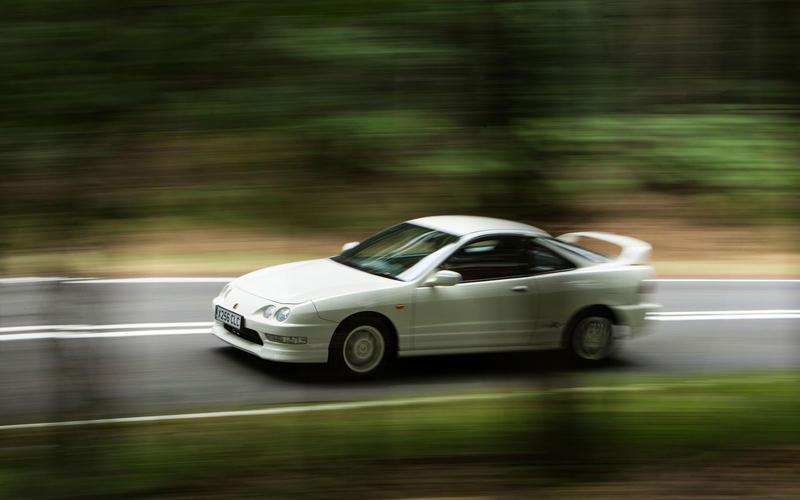 Honda Integra Type R (1995)