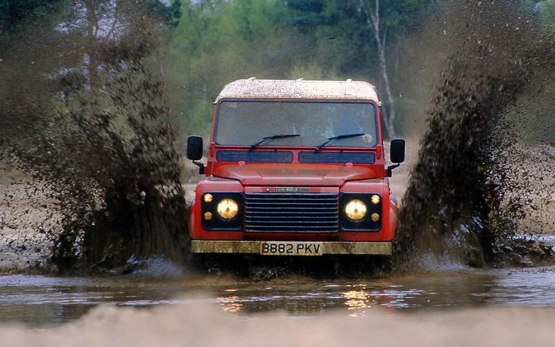 Land Rover – Defender , 1948-2016: 2 million