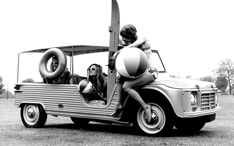 Citroën Mehari (1968)