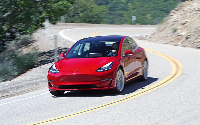 24: Tesla Model 3