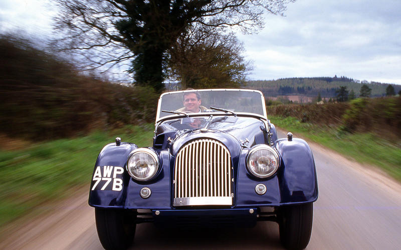 3: Morgan 4/4 (1955-present) – 64 YEARS & COUNTING