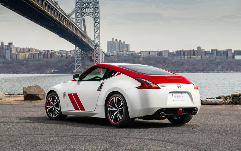 Nissan-370Z 50th Anniversary Edition (2019)