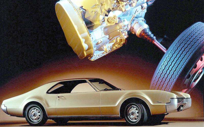 4: 1966 Oldsmobile Toronado