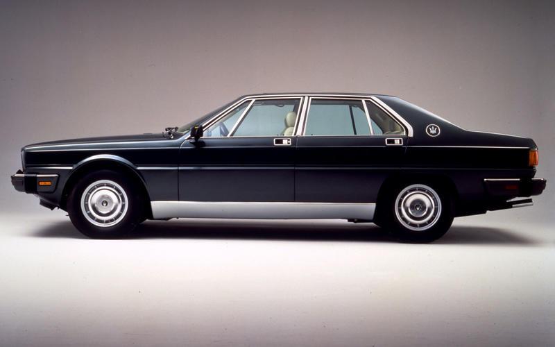 Maserati Quattroporte III (1979)