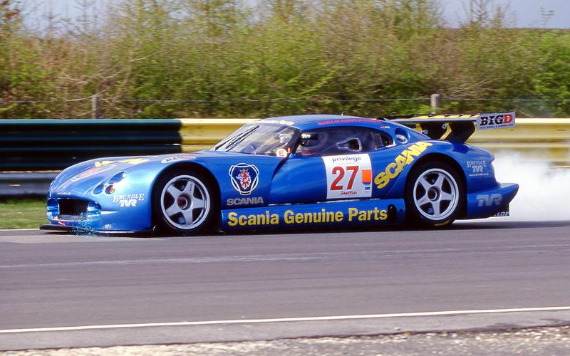 TVR Cebera Speed 12 (1996)