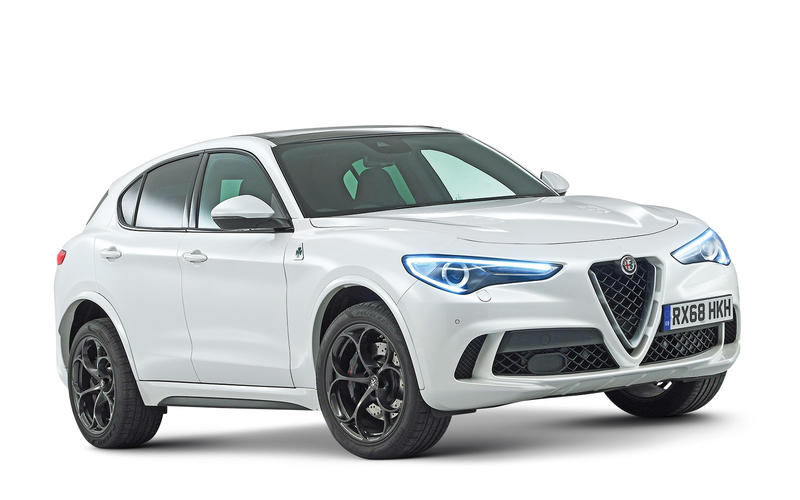 BEST BUY - MORE THAN £60,000 - Alfa Romeo Stelvio Quadrifoglio 2.9 V6 Bi-Turbo 510 Q4