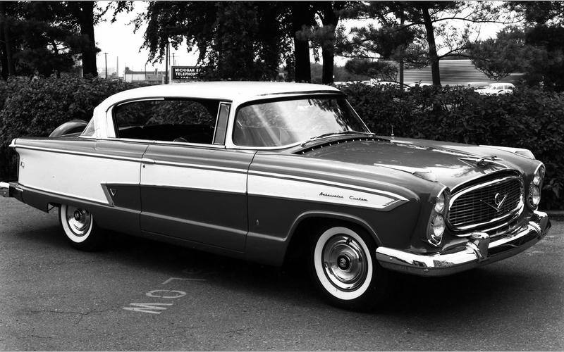 AIR-CONDITIONING: Nash Ambassador (1954)