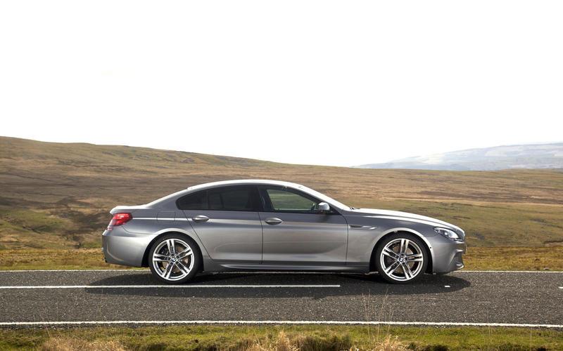 73. 2013 BMW 6 Series Gran Coupé