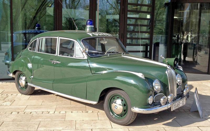 50: BMW 501 (Germany)