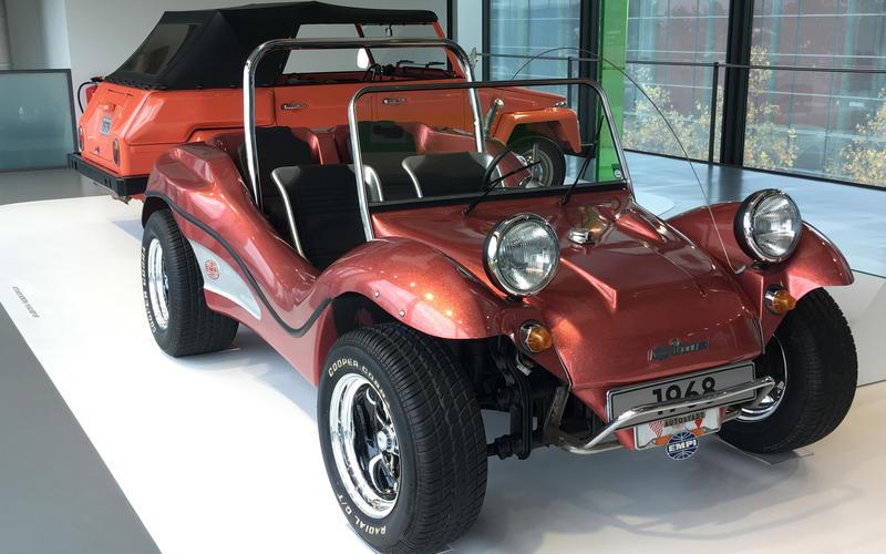 EMPI Imp dune buggy (1968)