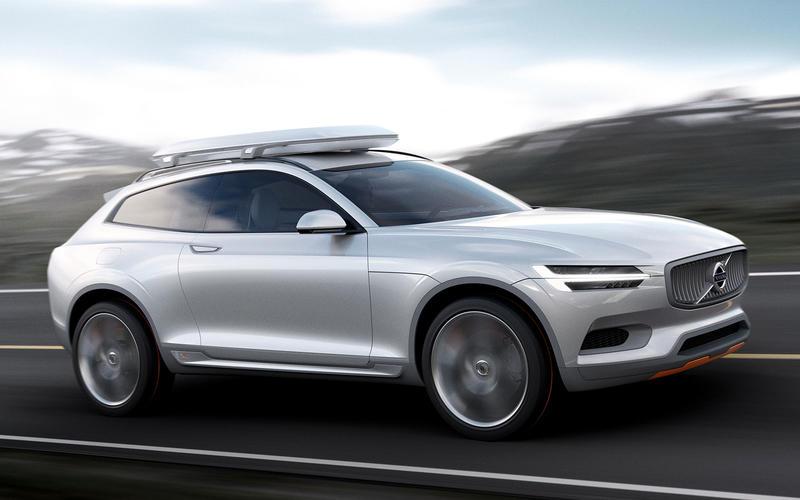 Volvo Concept XC Coupé (2014)