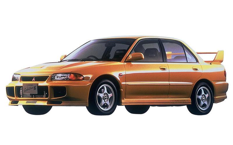 Lancer Evo III (1995)