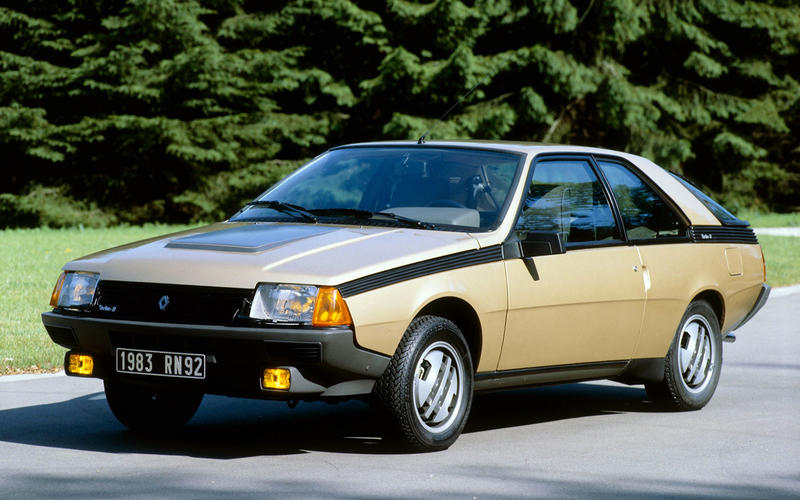 Renault Fuego (1980)