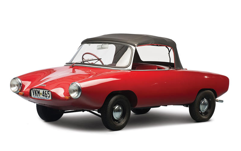 The weird and wonderful world of the microcar | Autocar