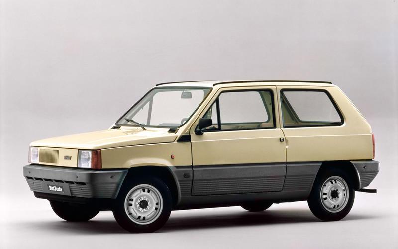 Fiat Panda (1980)