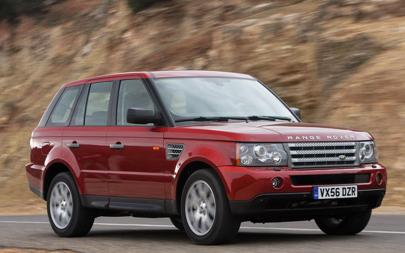 Range Rover Sport (2005)
