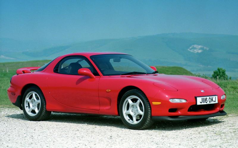 Mazda RX-7 Mk3 (1992)