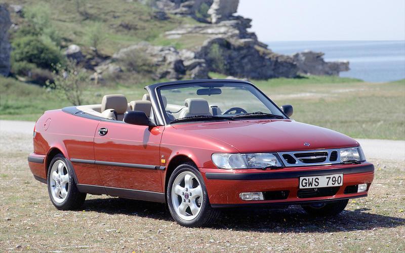 Saab 9-3 first generation (1998)