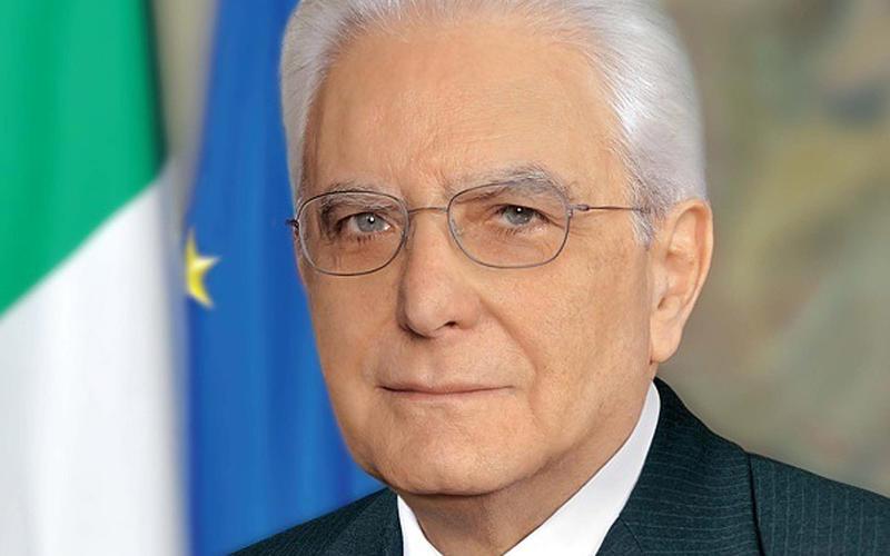 Sergio Mattarella - Italian president