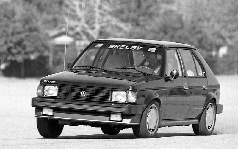 Shelby GLHS (1986)