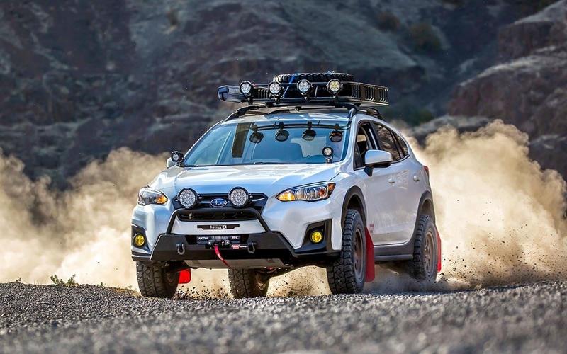 Subaru Crosstrek (2019)