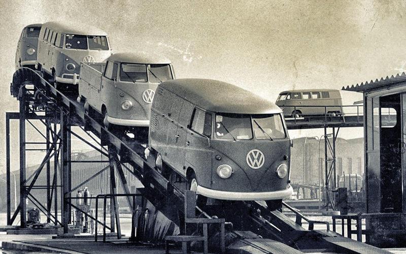Volkswagen Type 2 (1949-2013) – 63 YEARS